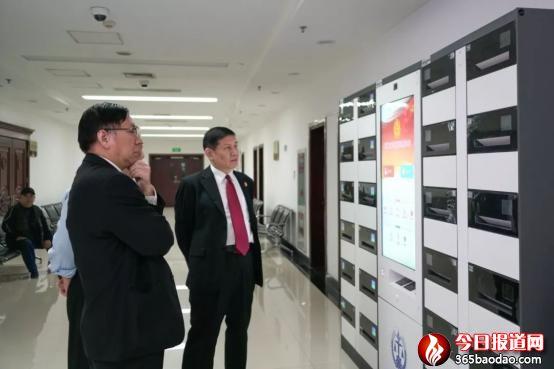 济南铁路运输法院首次启动跨行政区划案件受理工作