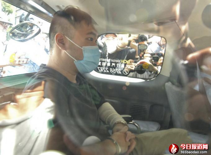 首名被控违反香港国安法男子申请人身保护令,法官拒绝,律师:无需多此一举