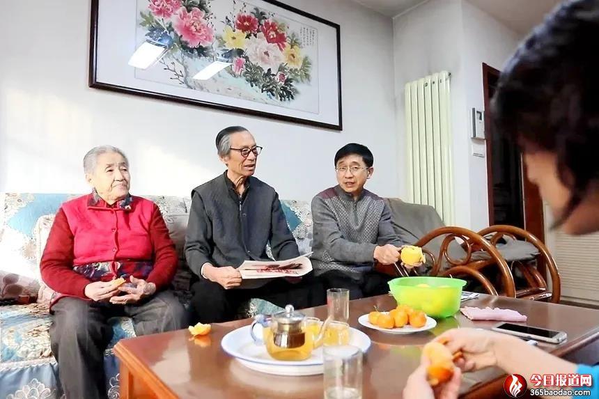 """傅先河家庭被评为2020年度济南市""""最美家庭"""""""