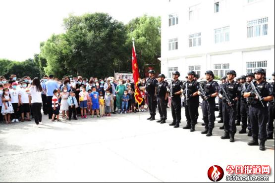 巡特警支队组织开展向人民报告暨警营开放日活动251.png