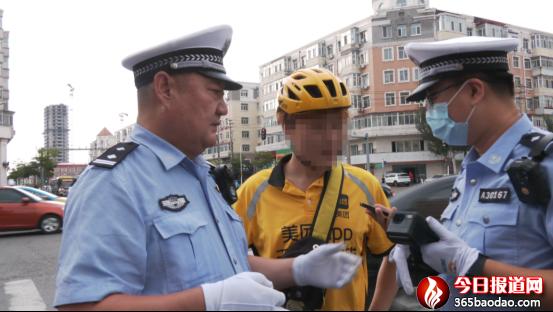 除隐患 防事故 保安全 ――哈市交警全面打响预防道路交通事故百日攻坚战