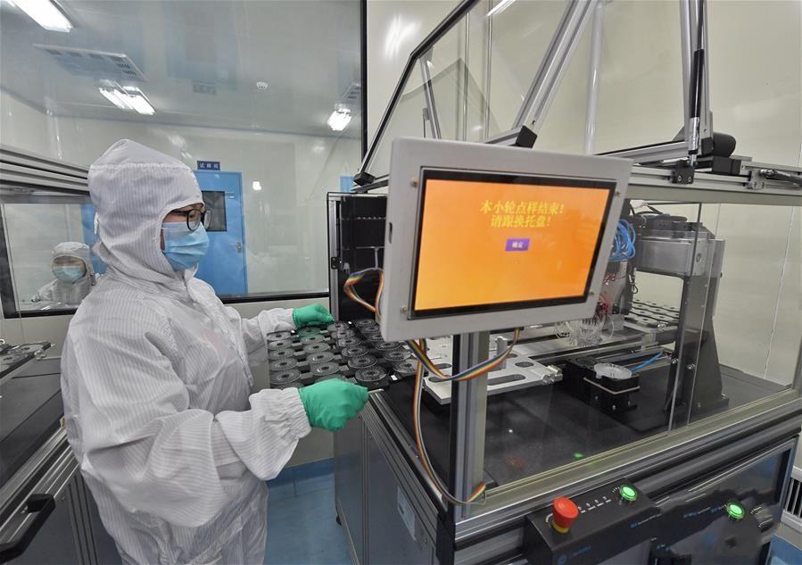 """战""""疫""""利器升级 1.5小时内一次性检测6种呼吸道病毒"""