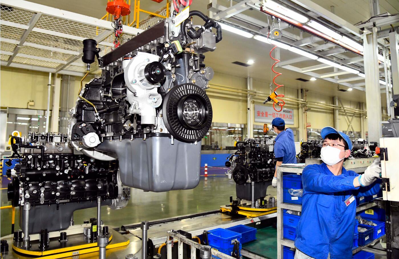 3月份 我国制造业PMI回升至52.0%!