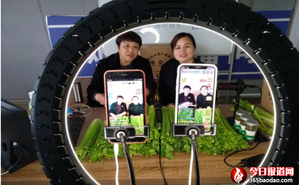 河南省周口市电商扶贫造福百姓硕硕果累累成效显著