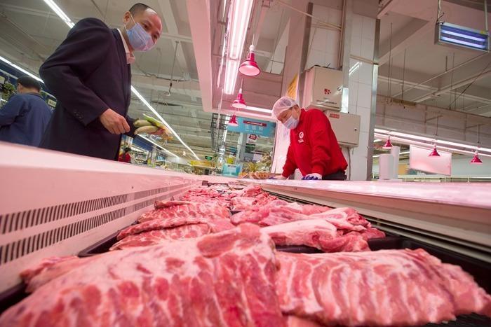 统计局:随着生猪生产逐步恢复,猪肉价格有望继续回落