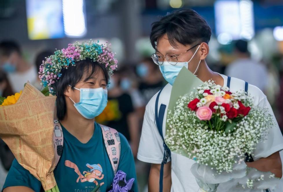 浪漫七夕 云南鲜花市场需求旺盛