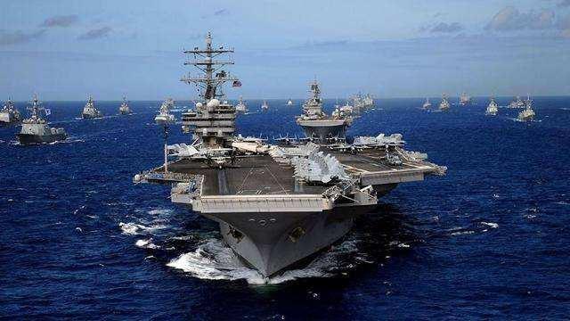 五角大楼抛出大规模扩军计划,美防长扬言用500艘战舰抗衡中国