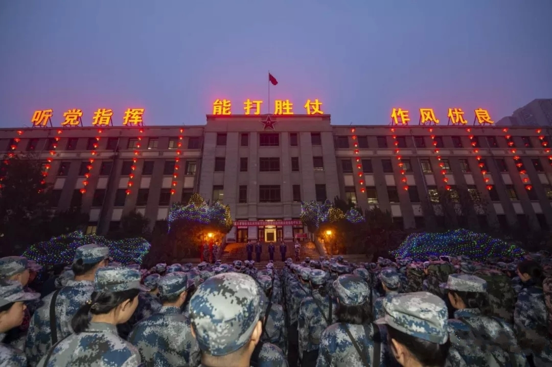 除夕夜,陆海空三军军医大学医疗队紧急出征驰援武汉