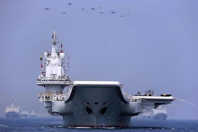 中国传出一个消息,惊动全球!美媒:中国已建成世界最大规模海军