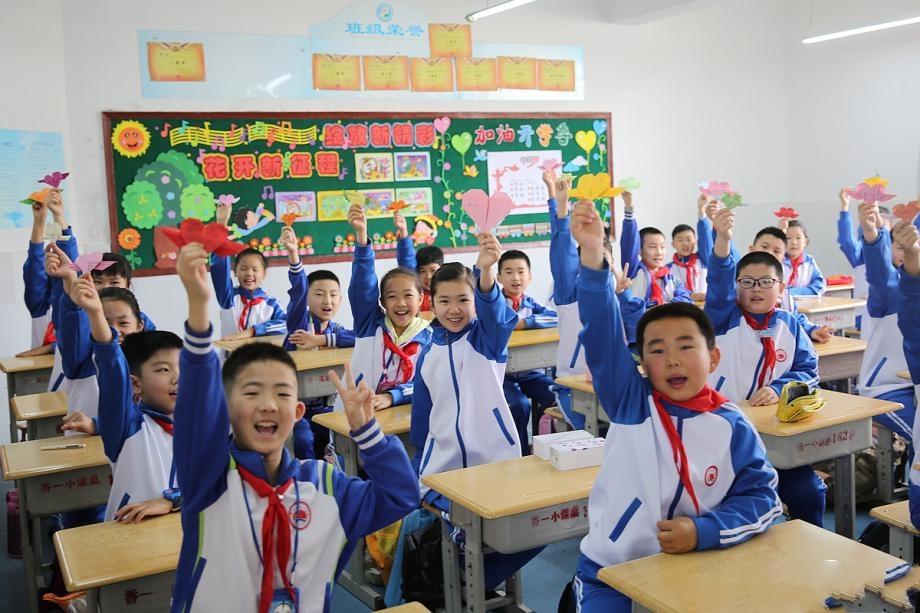 青岛中小学3年级以上年级全部复课