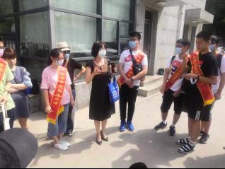 暑期环保课让天津滨海学生暑期生活丰富多彩