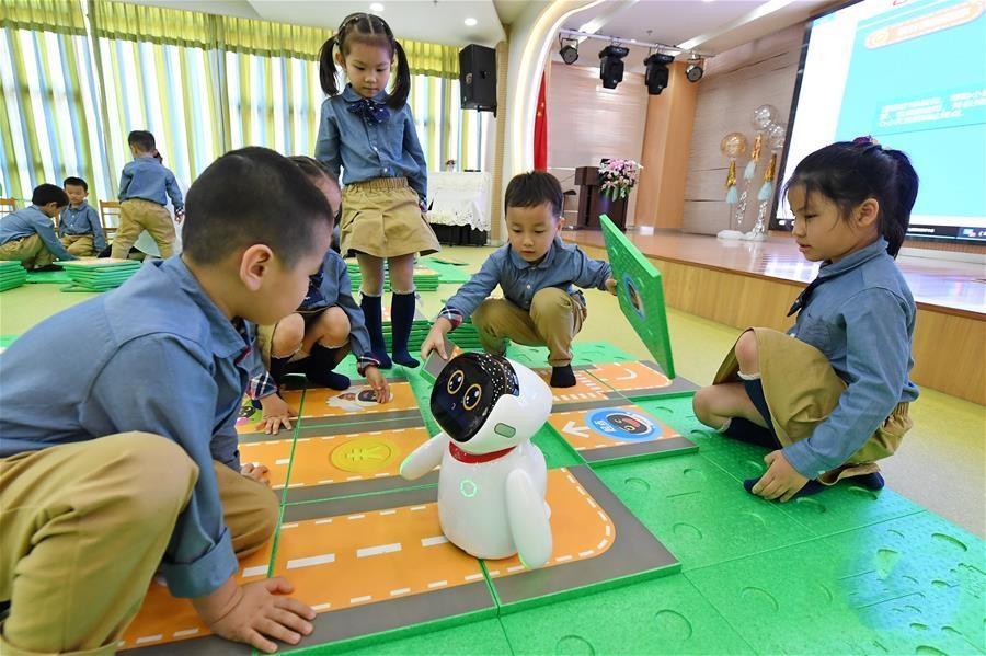 福州:智慧幼儿园管理系统投用
