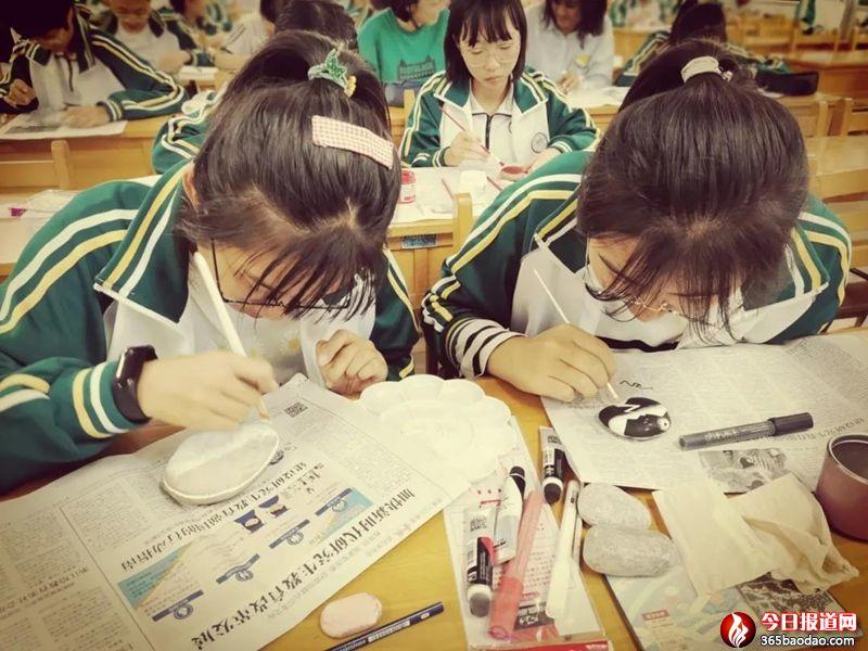 济南三中获济南市第十六届中小学(班级)文化艺术节多项大奖