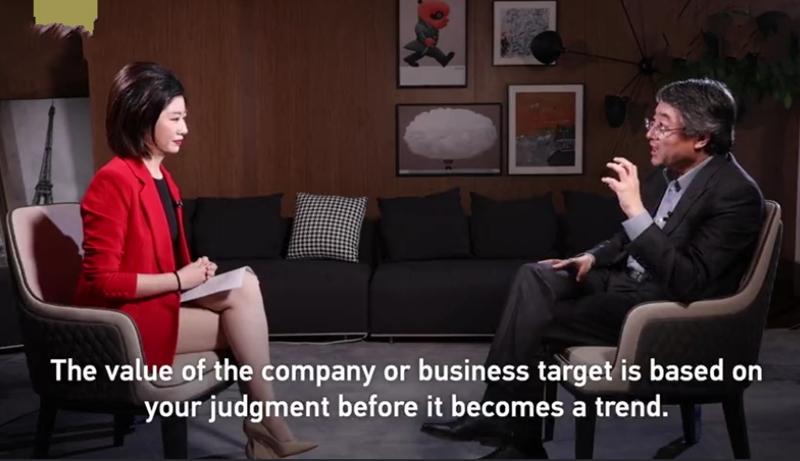 """""""中国合伙人""""王强专访:投资中的人文价值"""