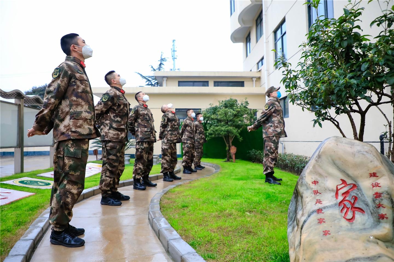 """共同战""""疫"""" 从""""心""""开始 ――武警上海总队机动一支队疫情期间心理服务工作掠影"""