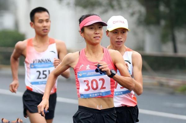 刘虹 竞走奥运冠军的复出实验