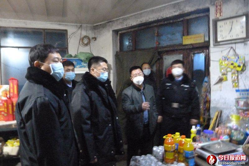 孙安波:在疫情面前用责任与担当奏响了一名共产党员的初心和使命乐章