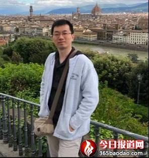 """济南三中校友宋磊荣获2021年度""""全美十大华人杰出青年""""荣誉称号"""