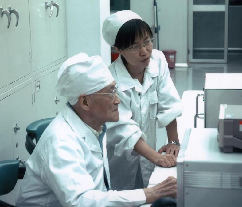 百岁两院院士陆元九:把一生精力献给祖国航天事业