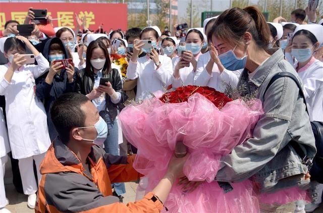 我从武汉回来了,嫁给我吧