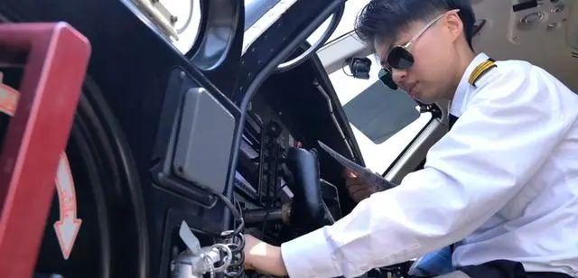 杭州27岁姑娘太帅了,而且还是位飞行员!她说开车比开飞机难