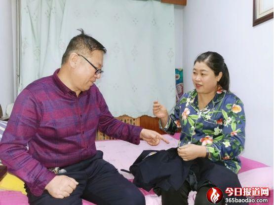 """正因为有你,我才义无反顾 ――记黑龙江省林口县""""最美警嫂""""张彦柱的爱人高君"""