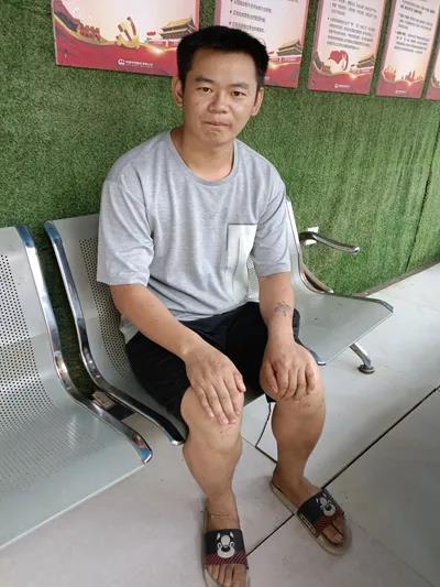 他在京广北路隧道拼过命