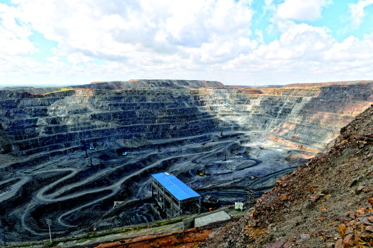 世界最大稀土矿60多年一直被当成铁矿开采