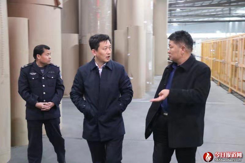 """山东省沂南县念好""""严细实""""三字经保安全生产"""