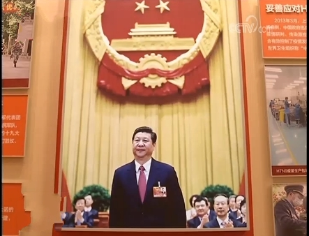 """习近平在参观""""伟大历程 辉煌成就――庆祝中华人民共和国成立70周年大型成就展""""时强调 高举旗帜团结一致锐意进取 为夺取新时代中国特色社会主义伟大胜利不懈奋进"""