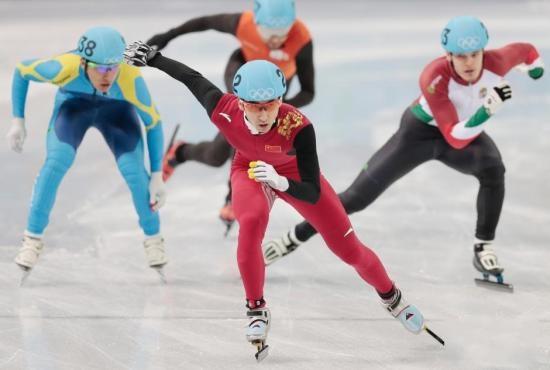 短道世界杯武大靖无缘500米决赛 中国队收获两银