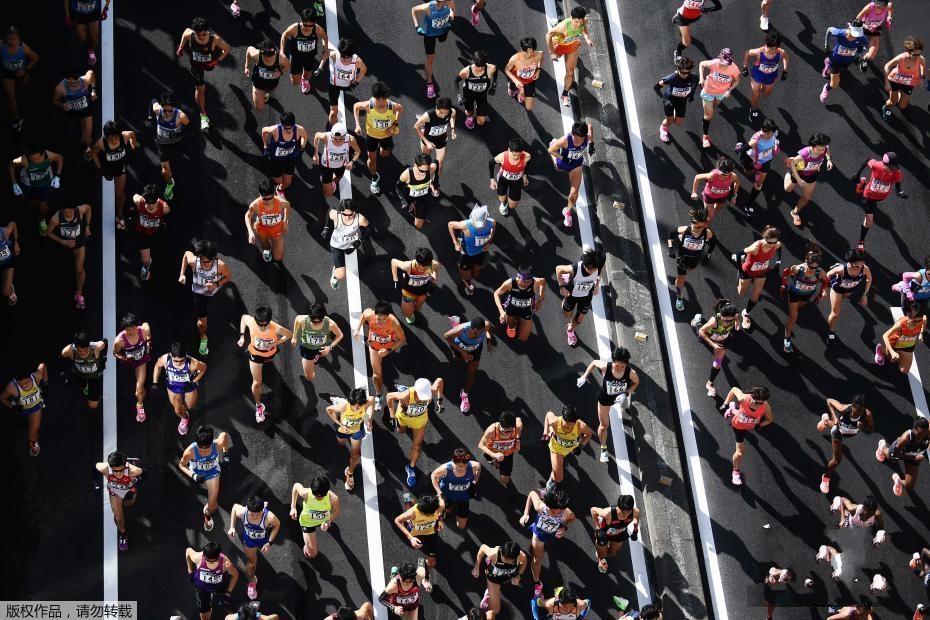 2020年东京马拉松如期举行 仅精英选手开跑