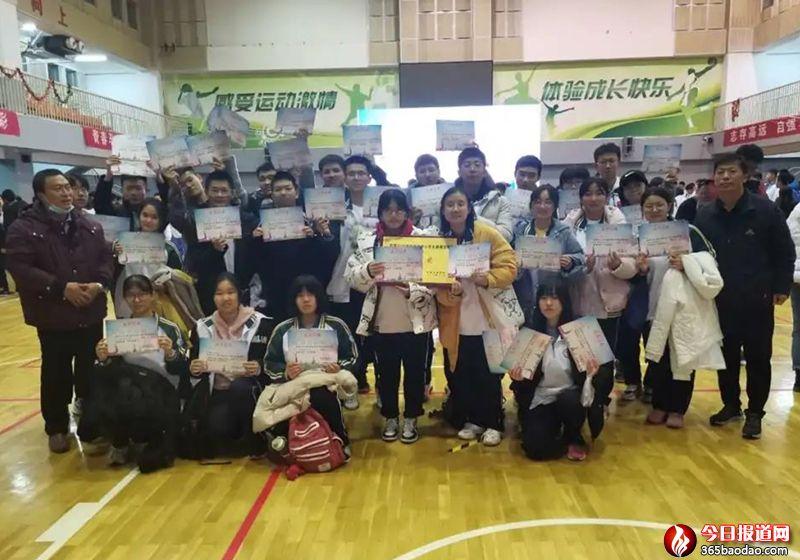 济南三中斩获济南市2020年中小学生跳绳比赛一等奖第一名