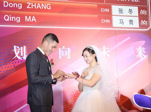 两位亚运冠军在淳安的婚礼登上央视新闻联播!