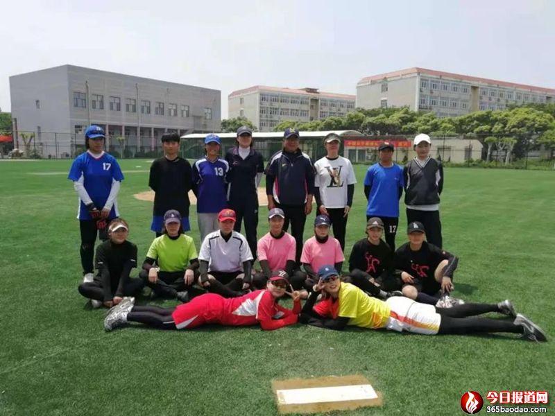 开始集训啦!山东省女子垒球队进驻济南三中