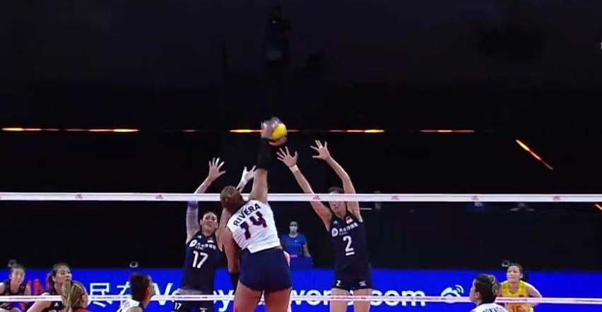 3比1击败多米尼加女排 中国女排胜率重新超过50%