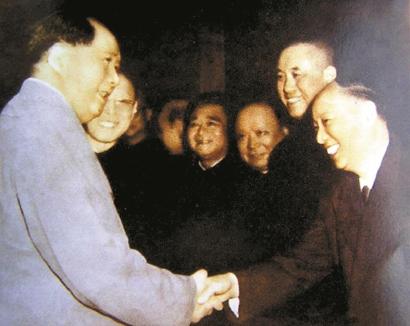 新上海第一件民主人士提案诞生记