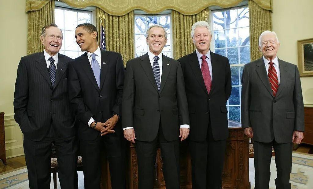 """美国总统卸任后,都会加入秘密""""兄弟会"""",但特朗普是例外"""