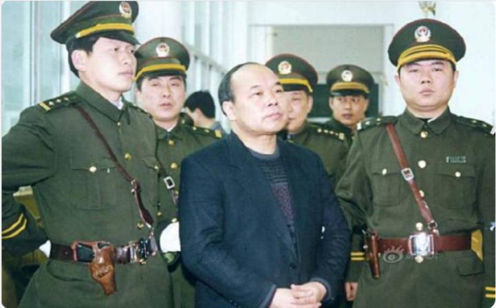 """被枪决的副省长胡长清,宣判当天被击毙,行刑前""""磕头求生"""""""