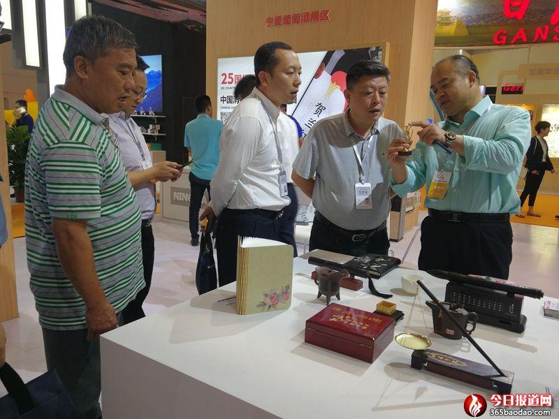 第八届山东文博会在山东国际会展中心开幕  参展商数量创历届之最