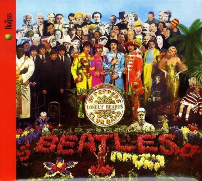 史上最伟大的10张唱片封面!