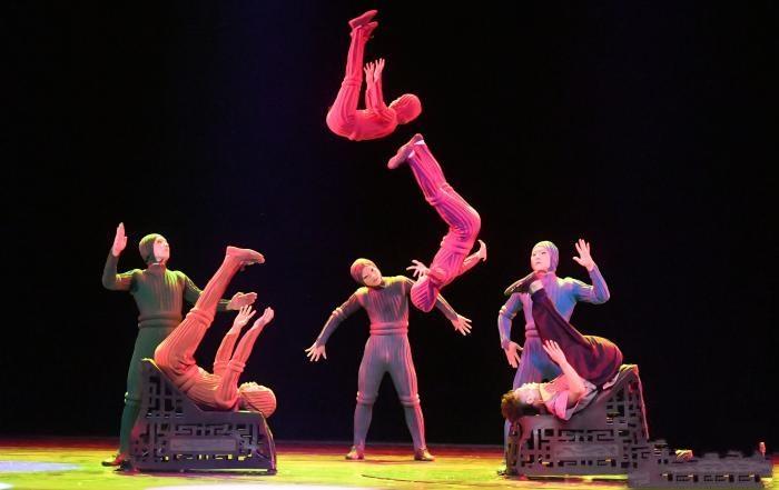 福建省举办中青年演员比赛 逾300位选手舞台竞技才艺