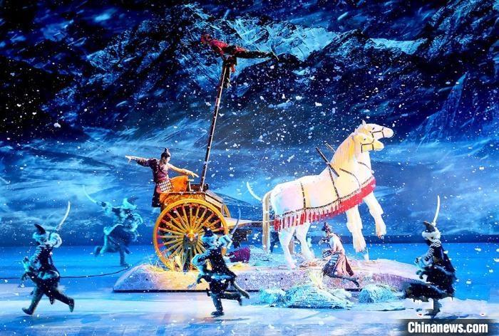 中国首部边塞史诗剧《天下雄关》暑期亮相嘉峪关