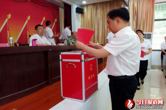 衡南县泉湖镇民生实事项目人大代表票决制让代表更有参与感 群众更有收获感474.png