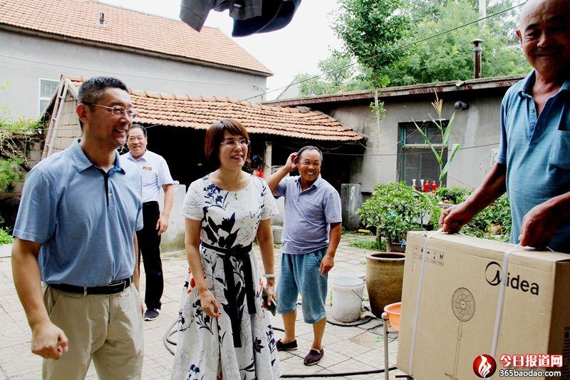 第一书记的第一责任 ――国网临朐县供电公司驻寺头镇洛庄村第一书记马海波