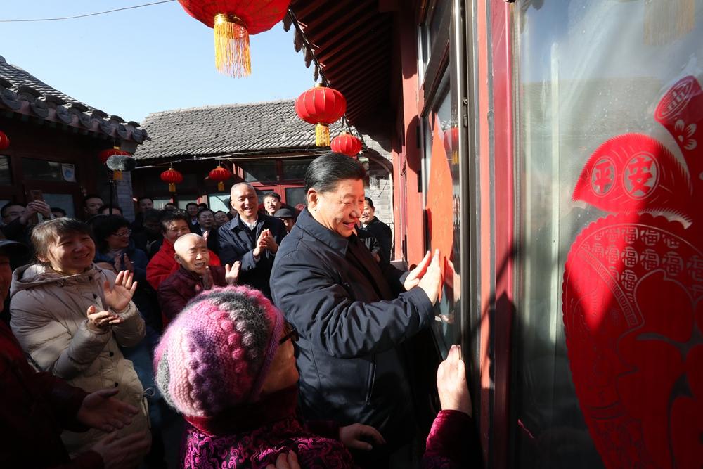 2019年新华社年度照片(中国新闻)
