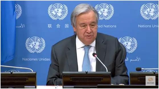 罕见!联合国秘书长就中美关系表态