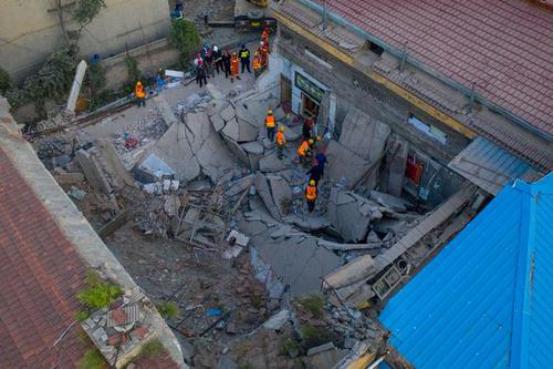 山西襄汾重大坍塌事故,8个问题已经清楚!