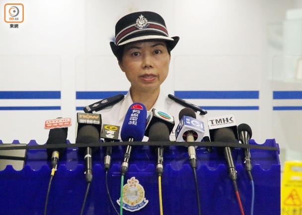 """香港警方深夜回应""""鸣枪示警"""":别无选择,必须且合理!"""
